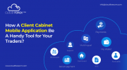 How A Client Cabinet Mobile Application Be A Handy Tool for Your Traders?