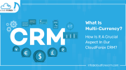What is Multi-Currency? How is it a crucial aspect in Cloud Forex CRM?
